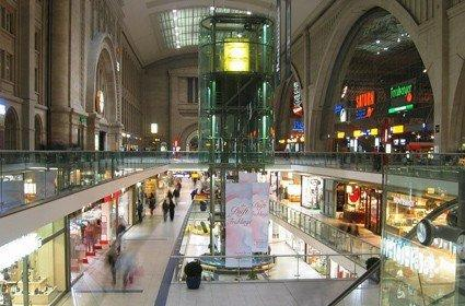 Stargate Worlds will be on display at Leipzig train station
