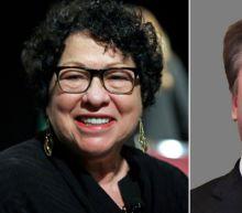 Sotomayor To Kavanaugh: Welcome To The Supreme Court 'Family'