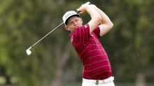 Balls not beers the focus for golfer Smith