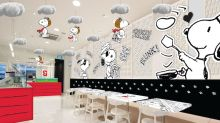 Heads up, a Snoopy pop-up cafe is coming to Singapore in June