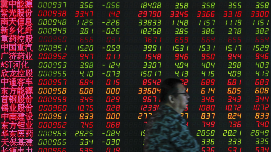 Chinese economic data fuels European stocks