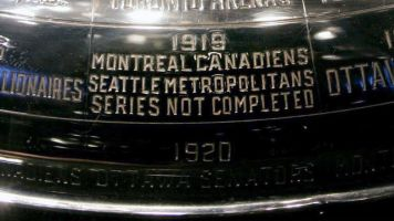 A pandemic stopped the Stanley Cup once before