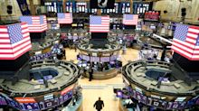 Stock market news live updates: Stock futures flat after recovery from sell-off, Dow's best day since March