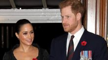 Meghan Markle and Prince Harry slammed by Rod Stewart for not spending Christmas with Queen Elizabeth