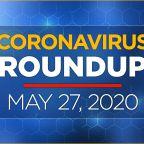 Coronavirus news update: Wednesday, May 27