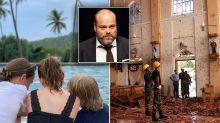 ASOS billionaire's three children killed in Sri Lanka bombings