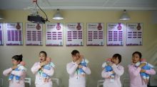 China's births may fall below 10 million annually in next five years: expert quoted