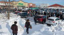 Massive lines for groceries after Newfoundland storm
