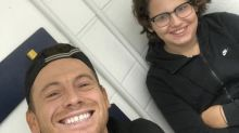 Joe Swash says he 'missed out on quite a lot' during son Harry's early years