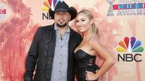 Jason Aldean Recruited 'Duck Dynasty' Star to Officiate Wedding