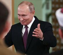 Putin visits Crimea to mark 5th anniversary of annexation