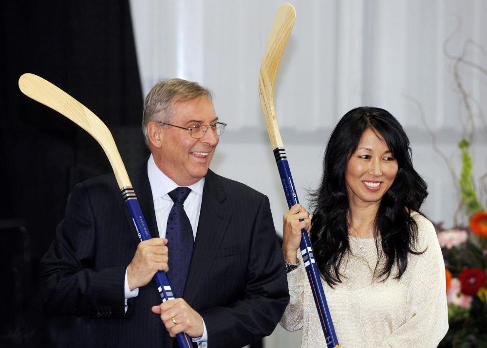 Sabres owner Pegula backs Bills staying in Buffalo