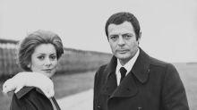 EN IMAGES - Couples mythiques : Catherine Deneuve et Marcello Mastroianni, la suprême élégance