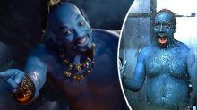Will Smith's genie leaves Aladdin fans unimpressed