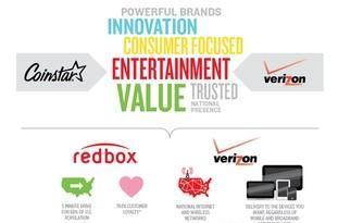 Verizon and Redbox team up to launch streaming and physical media service later this year