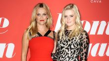 Reese Witherspoon and daughter Ava's doppelgänger moments
