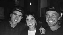 Emma Watson stages a 'Harry Potter' mini-reunion — but it's not the first