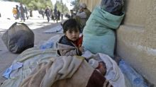 Donors pledge $4.4 billion for Syria, well short of target