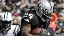 Marshawn Lynch Dance Party is a thing of beauty