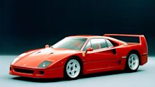 Remember when a Ferrari F40 hit 200 mph on a Japanese highway?