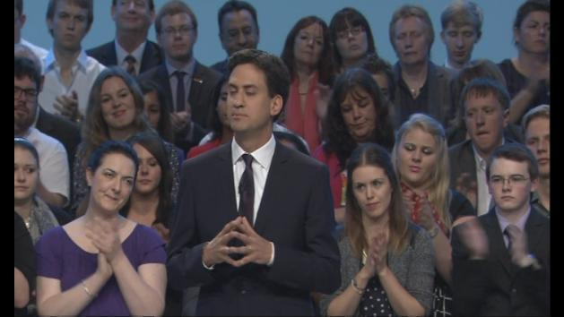 Ed Miliband: Labour would freeze energy prices