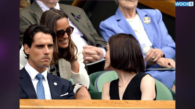 2014 Wimbledon Championships--See Pippa Middleton, One Direction And More Star Sightings In London!
