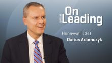 Honeywell CEO Talks Boeing, Relocation, Future of the Company