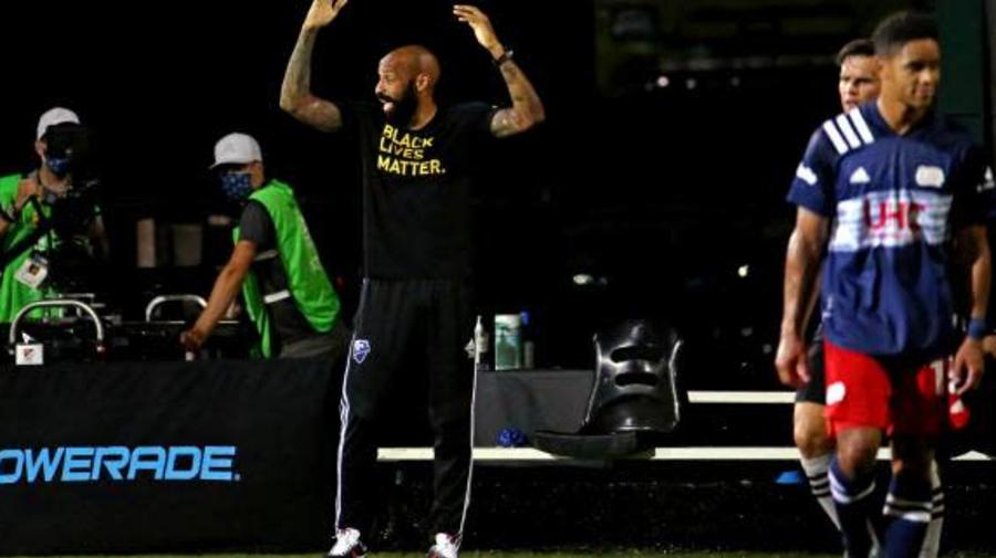 Foot - MLS - Thierry Henry (Impact de Montréal):«Si vous avez une idée, dites-moi»