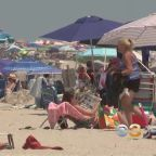 At Cape May Beaches, Families Observed Social Distancing, But Many Not Wearing Masks