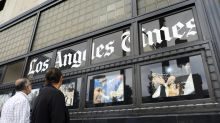 The Latest:  New LA Times owner vows boost to its journalism