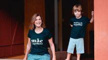 Adriana Garambone sobre criação do filho: 'Se cometo erro, peço desculpas para ele ver que também erro'