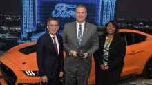 Ford Honors AAM at 21st Annual World Excellence Awards