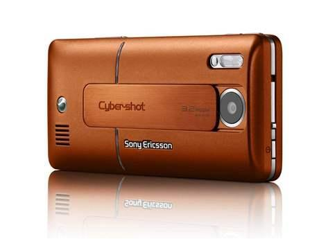 Sony Ericsson plays color by number with the K770i