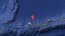 Terremoto di magnitudo 6.0 al largo delle coste statunitensi