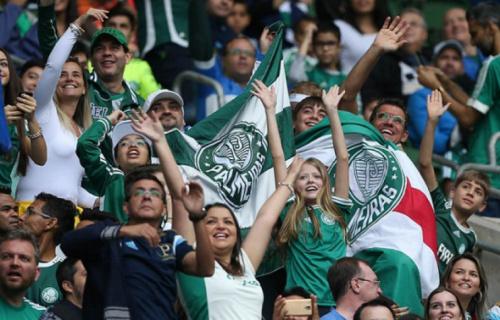 Palmeiras x Barcelona (ECU): 27 mil ingressos vendidos para o dia 9