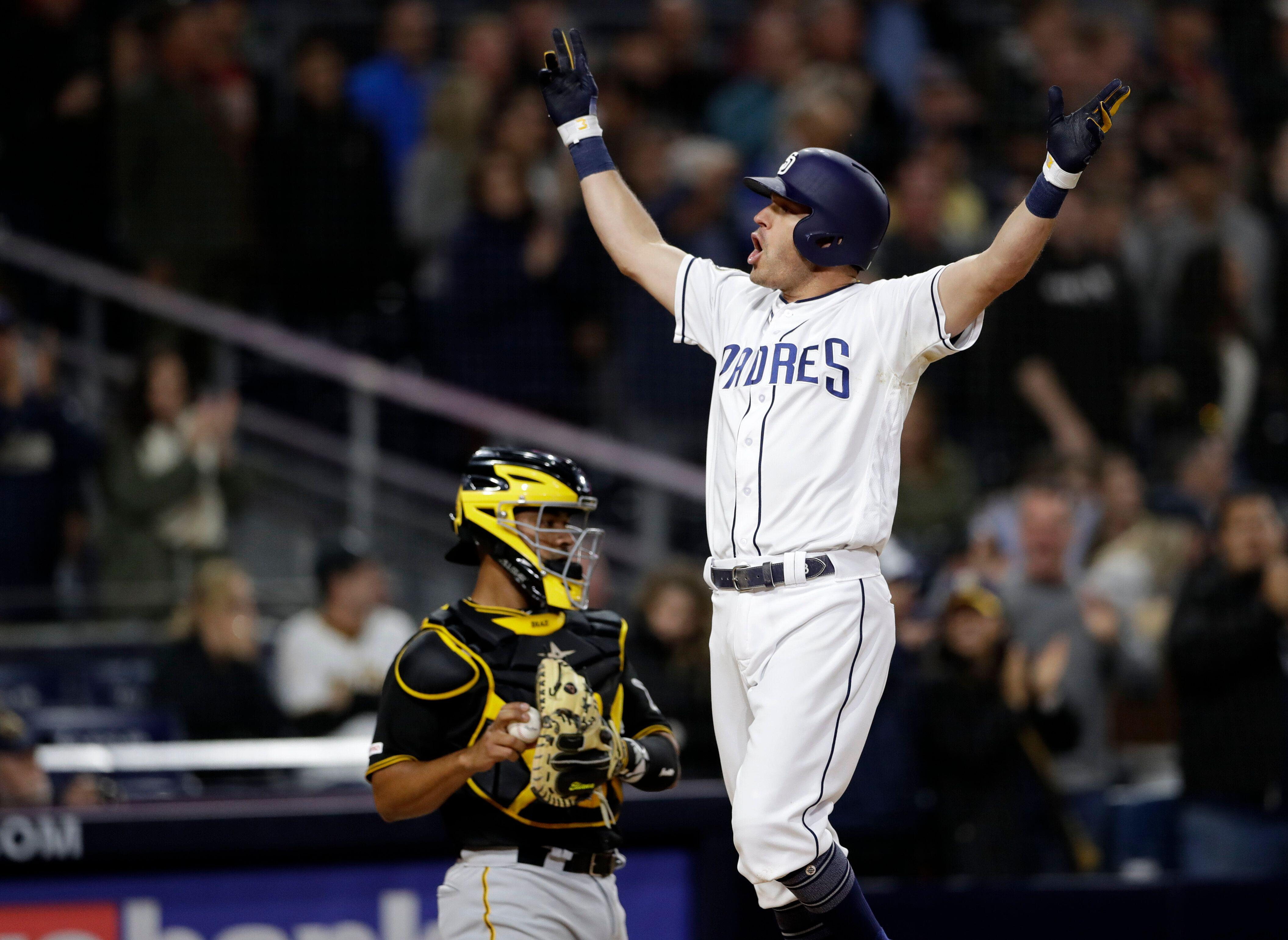 Did Ian Kinsler yell 'f-- you all' at home fans after hitting a clutch home run?