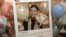 Nicole Leung announces pregnancy
