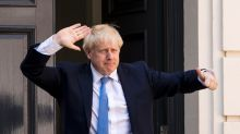 Boris Johnson 'significantly less popular' than Theresa May when she became UK prime minister