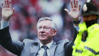 Manchester United Legend Sir Alex Ferguson Urges His Former Club to Target the Europa League