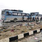 Pakistani PM warns India against attack, urges talks on Kashmir blast
