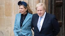Boris Johnson and Carrie Symonds name baby Wilfred Lawrie Nicholas