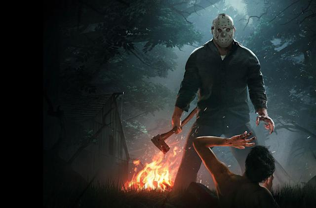 Don't scream: The new 'Friday the 13th' game is out today