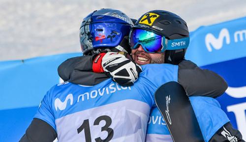 Snowboard: Doppelsieg! WM-Gold und -Silber an Prommegger und Karl