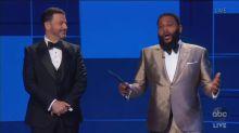 Anthony Anderson Spotlights Black Lives Matter in Emmys Speech
