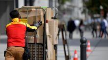 Post-Beschäftigte den dritten Tag in Folge zu Warnstreik aufgerufen