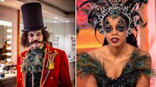 Philip Schofield and Rochelle Humes went all out with their Halloween costumes on This Morning