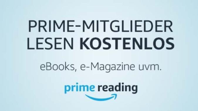 Amazon steckt Prime-Kunden eBooks in die Abo-Tüte