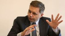 Slovakia may reach balanced budget despite slower growth - finance minister