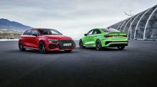 Audi RS3 : Sport de glisse