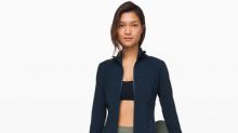 'I am obsessed': Lululemon's best-selling jacket is perfect for transitional weather